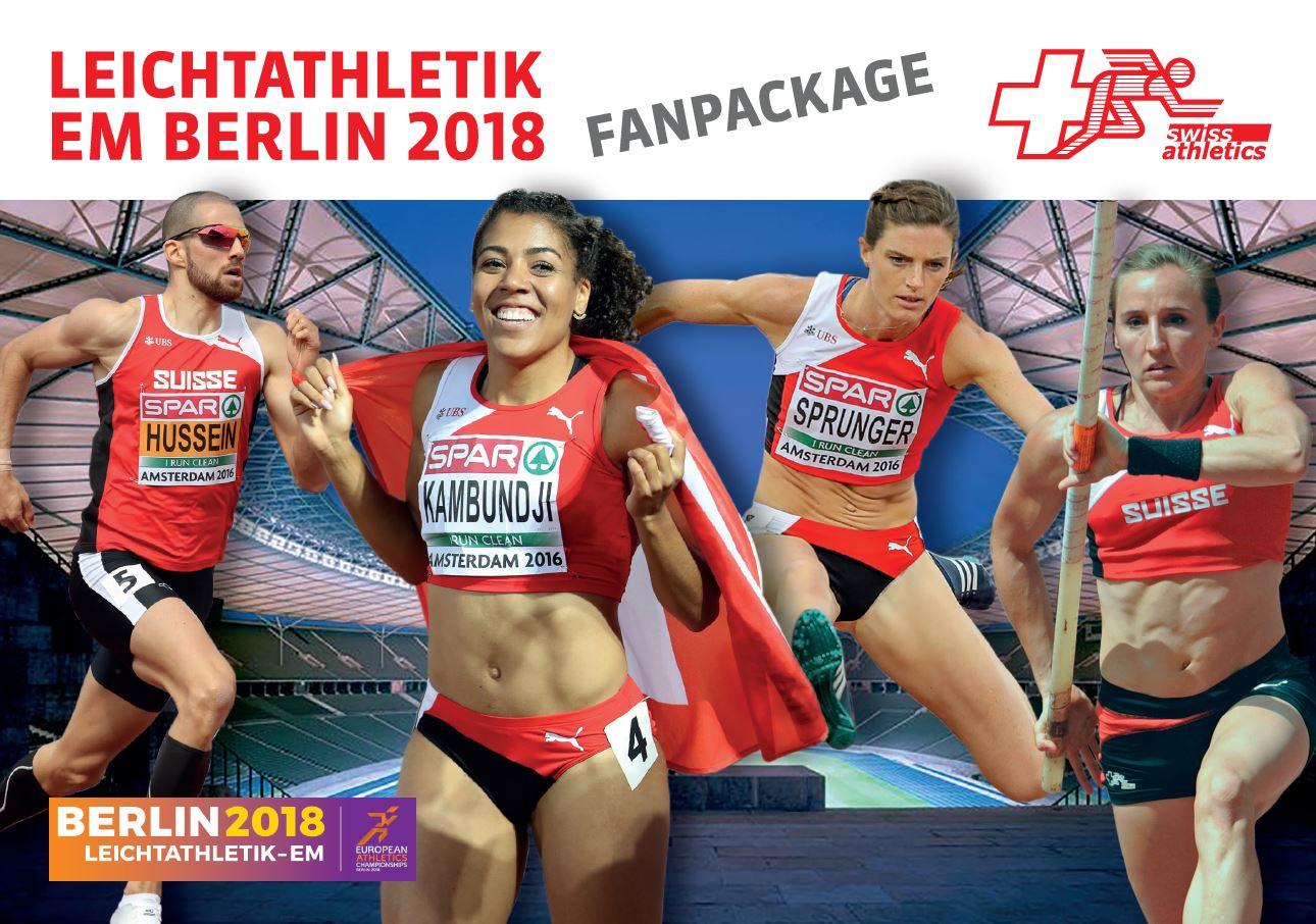 Fanpackage EM 2018
