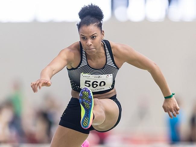 Caroline Agnou (Photo: athletix.ch)
