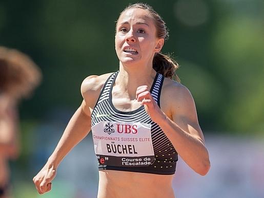 Selina Büchel (Photo: athletix.ch)