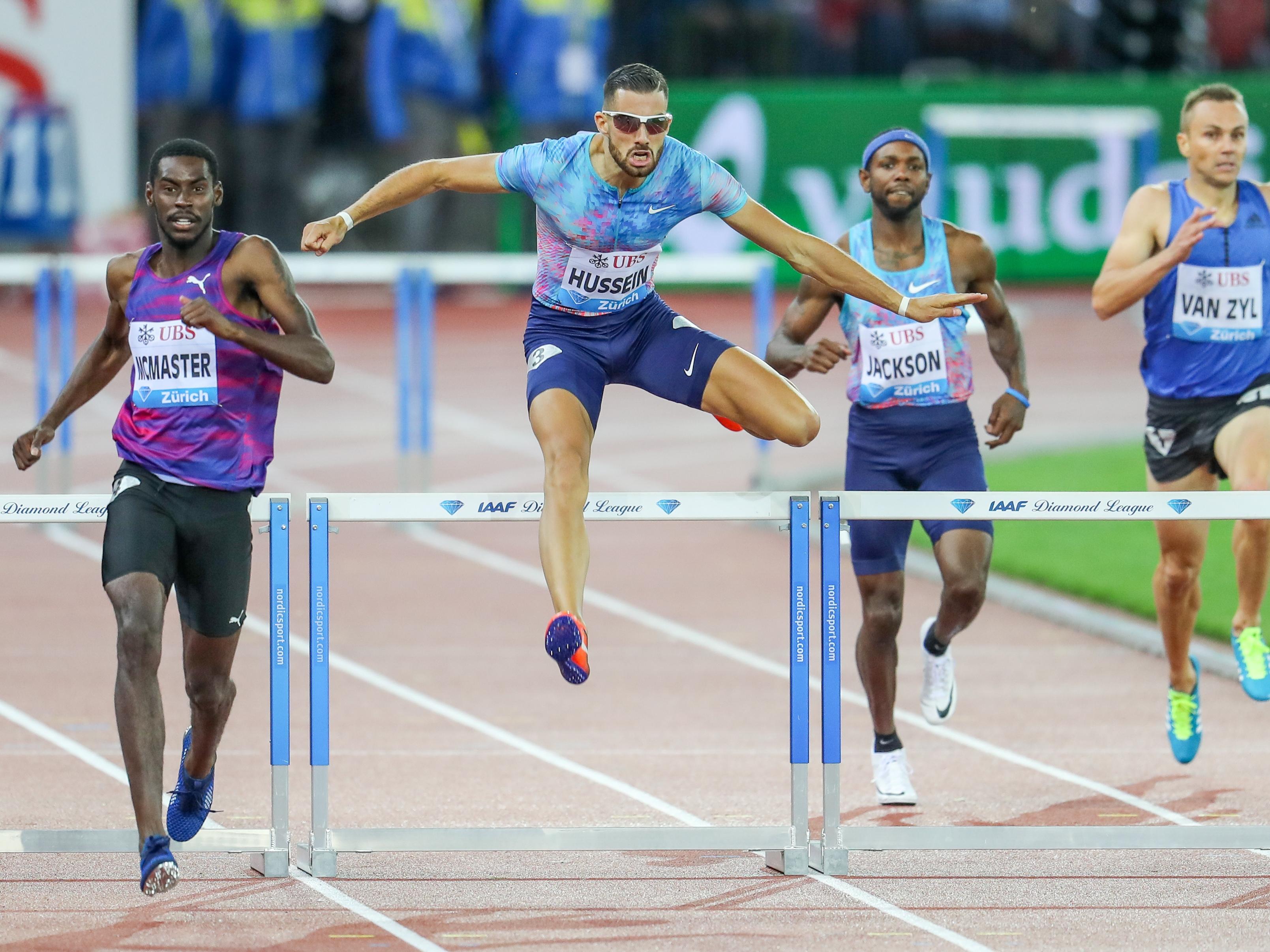Kariem Hussein (Photo: athletix.ch)