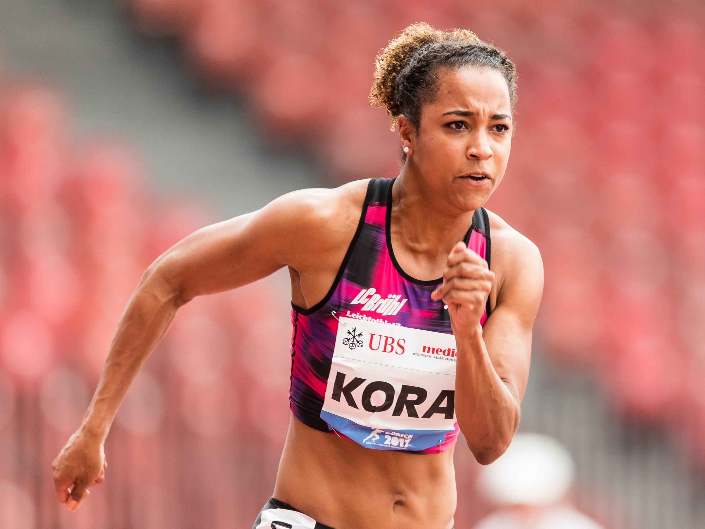 Salomé Kora (Photo: athletix.ch)