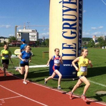 MILLE GRUYÈRE, Regionalfinal 2017 in Regensdorf (Photo: Swiss Athletics)
