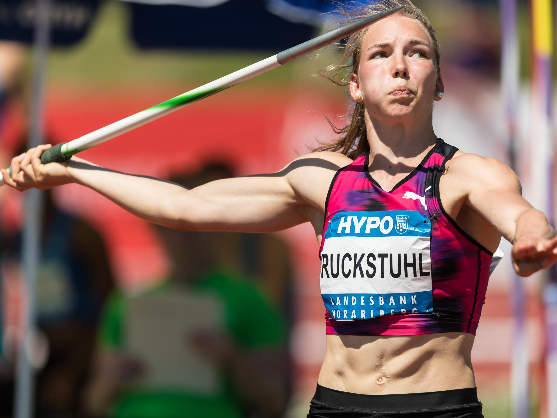 Géraldine Ruckstuhl (Photo: athletix.ch)