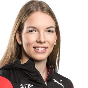 Géraldine Ruckstuhl (Photo: Swiss Athletics)