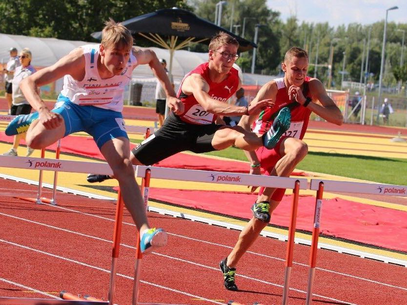Nick Rüegg (Photo: Swiss Athletics)