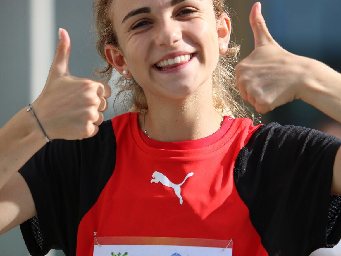 Giulia Senn (Photo: Swiss Athletics)