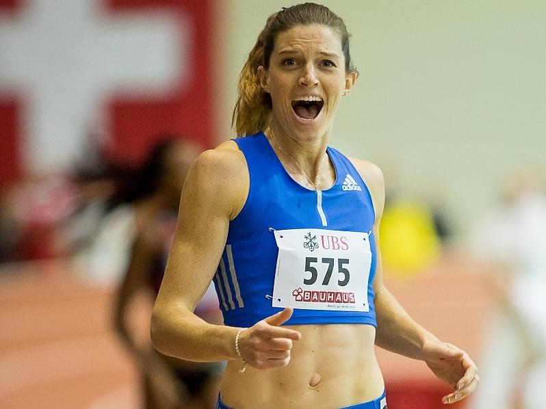 Lea Sprunger (Photo: athletix.ch)