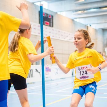 Final UBS Kids Cup Team 2018, Kreuzlingen (Photo: Weltklasse Zürich)
