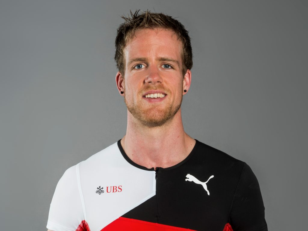 Yves Zellweger (Photo: Swiss Athletics)