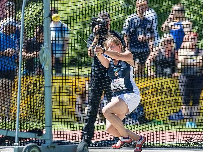 Nicole Zihlmann (Photo: athletix.ch)