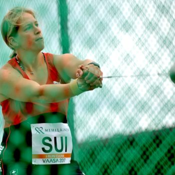 Nicole Zihlmann (Photo: Daniel Byskata)